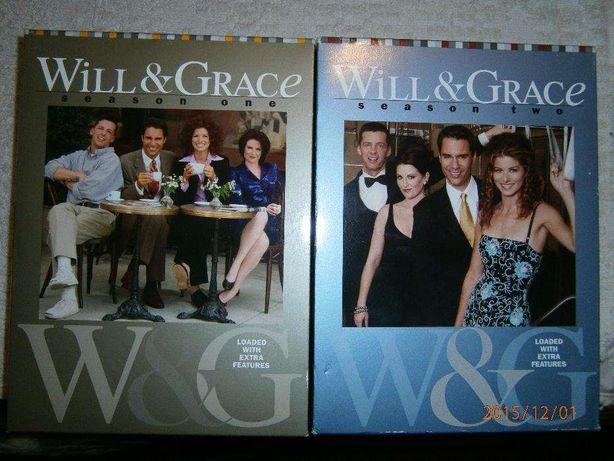 "Сериал ""Will and Grace"" на английском языке"