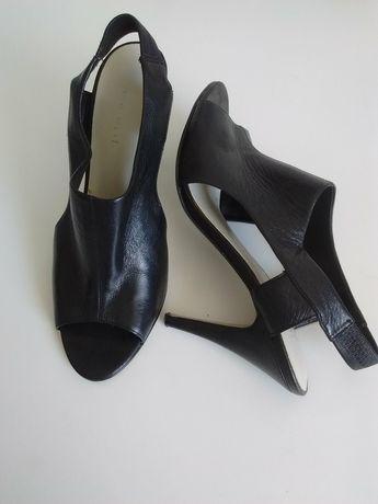 Sapato pele genuína 39