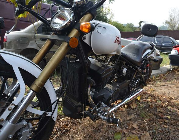 Мотоцикл Geon Daytona 350 efi