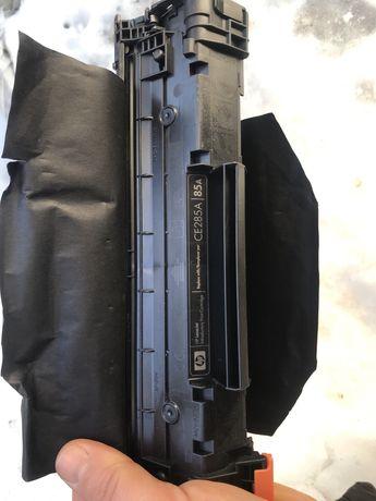 Картридж Оригинал БУ HP CE285A 85A