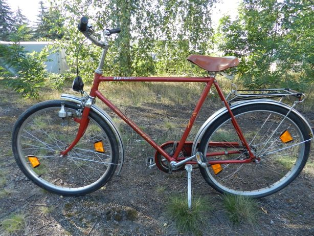 """Zabytkowy stylowy rower """"MIfa"""""""