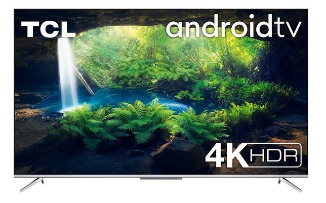 "55"" 4К Телевизор TCL 55P715 Smart TV/Android 9.0 2/16 35000 руб."