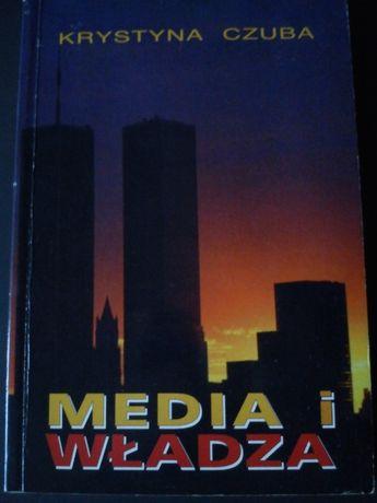 książka Media i władza