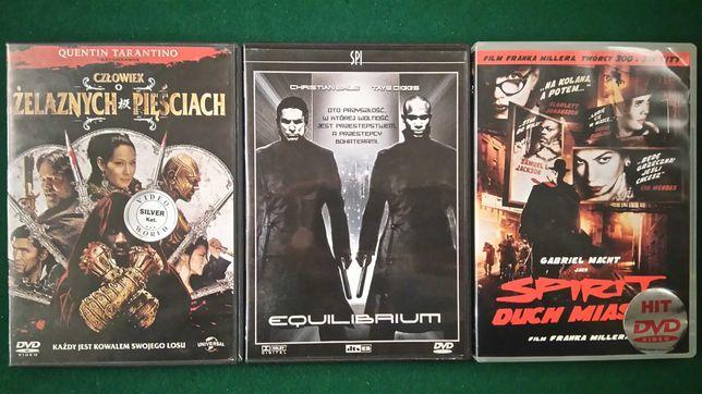 Zestaw filmów DVD fantasy , sf