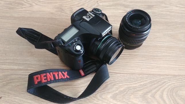 Pentax D200 + 50mm 1.8 + 18-55