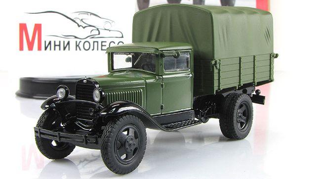 Модель-игрушка ГАЗ АА -Автолегенды СССР