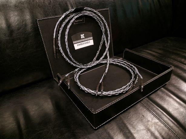 Kimber Kable 4VS kable głośnikowe konfekcja Trans Audio Hi-Fi 4 VS