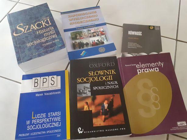 Książki socjologia kodeksy siłowniki