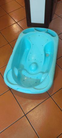 Banheira de bebe