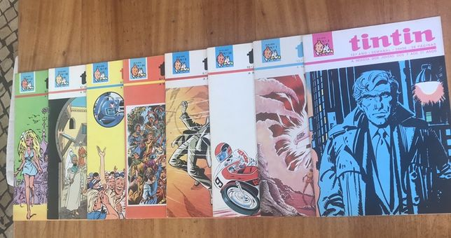 Revista Tintin — fascículos