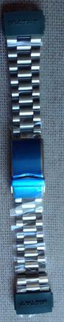 Bracelete de aço Miltat para Orient Ray II/Mako II