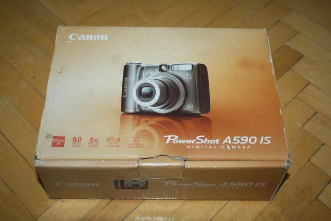 Фотоапарат CANON PowerShot A 590 IS