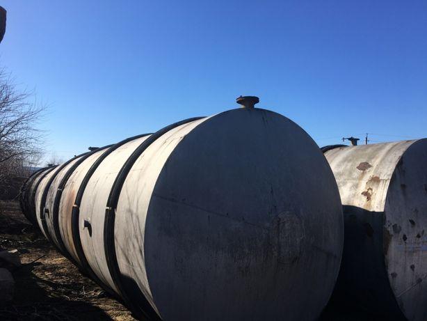 резервуар бочка цистерна емкость 50 кубов биметалл