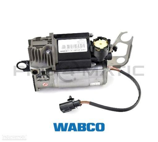 Volkswagen Touareg - Compressor Suspensão Pneumática WABCO 7L0698007D