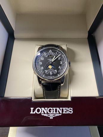 Часы Longines Saint Imier Moonphase