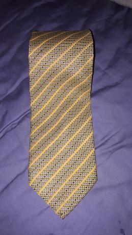 Kenzo silk tie галстук брендовы шёлк шовк на подарок
