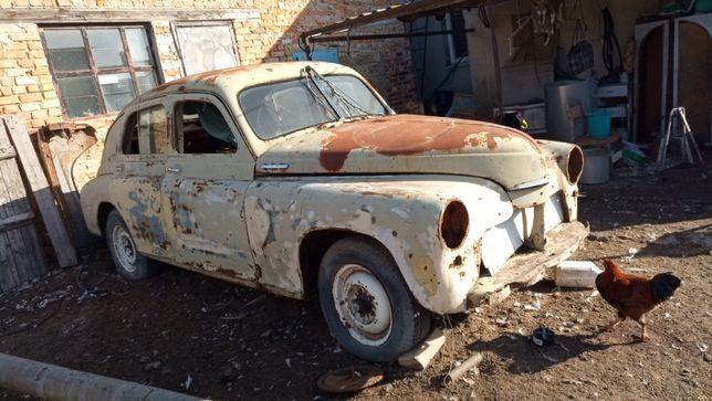 ГАЗ Победа М20 Для коллекционеров и реставраторов