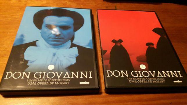 Dvd don giovanni vol 1 e 2