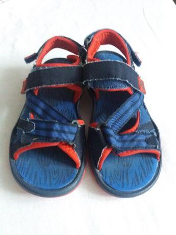 Sandałki chłopięce 30.5