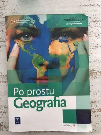 Geografia. Po prostu. Podręcznik dla szkół ponadgimnazjalnych. WSiP
