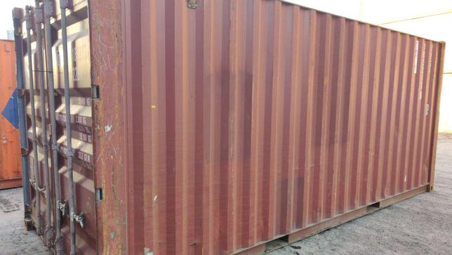 NCT - Contentores maritimos 20 pes ( 6 metros)
