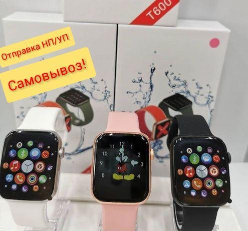Smart watch T600 T800 часофон Apple смарт часы x7 gps IWO 12 T500 T900