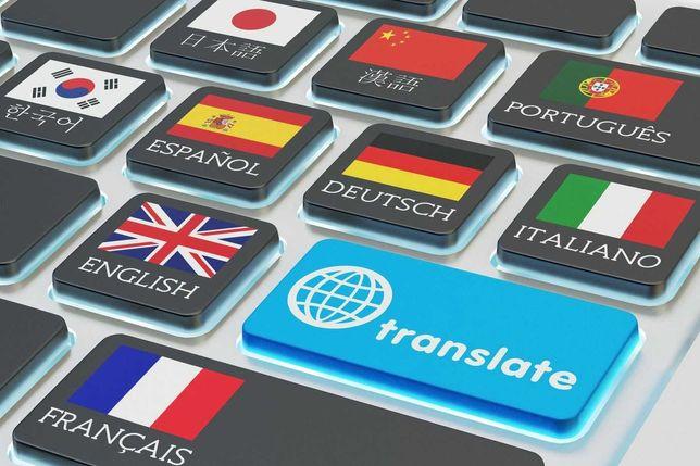 переводы, устные/письменные, Английский, Немецкий