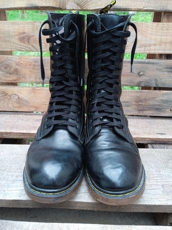 Ботинки NIIH Sole Bouncing на подобии Steel и Dr.Martens