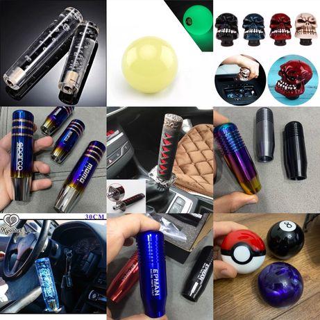 Ручки кпп, селектор передач,  гоночные брендовые рукоятки кпп