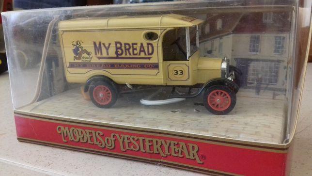 Matchbox Models of Yesteryear Y21 1926 FORD MODEL TT My Bread