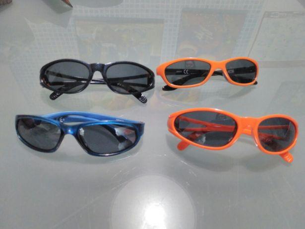 Óculos de sol bébé Chicco usados