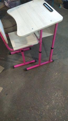 Школьная парта/стол детский/ученический стол/стульчик/парта