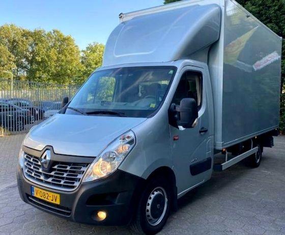 Renault Master 2.3  170ps Gidrobort 2018 new auto