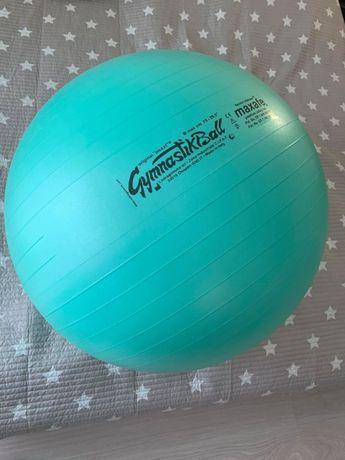 LEDRAGOMMA Soffball MAXAFE 75 Зеленый (фитбол , гимнастический мяч)