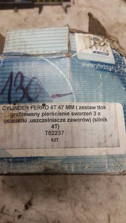 Stkuter  4t   fi 47mm tłok  cylinder
