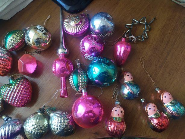 Іграшки ялинкові
