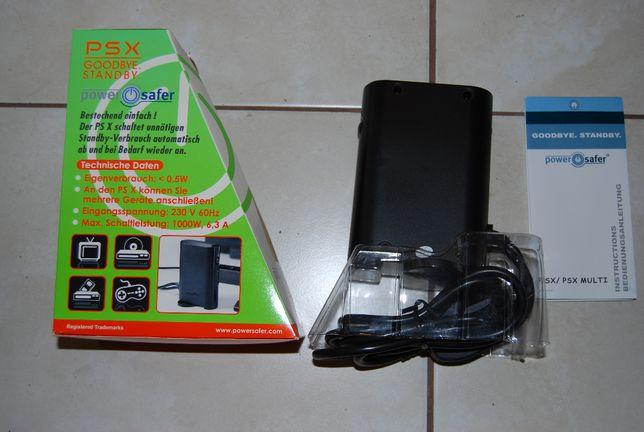 Power Safer PSX, urządzenie ograniczające pobór prądu