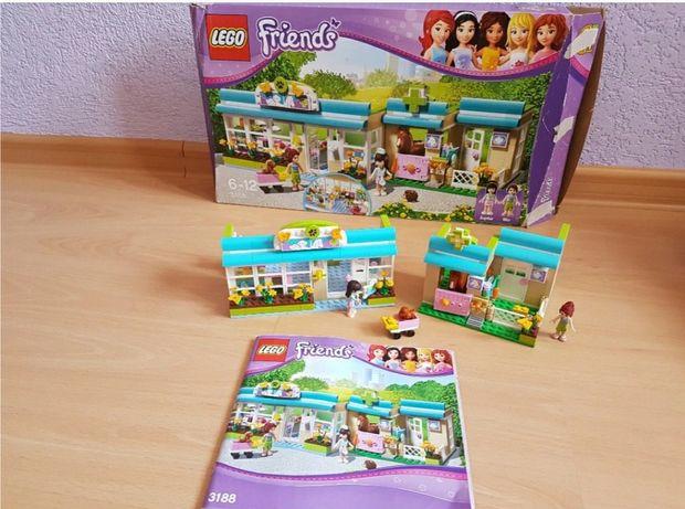 Lego Friends 3188 weterynarz