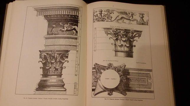 o pięciu porządkach w architekturze VIGNOLA księga