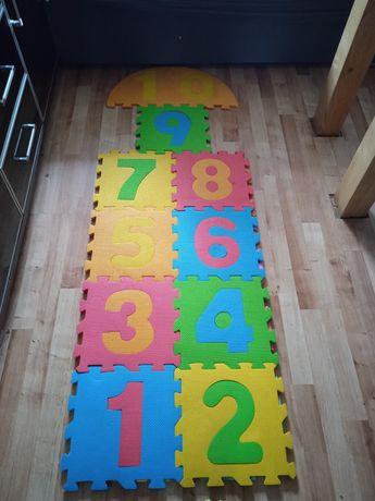 Puzzle piankowe 2 zestawy