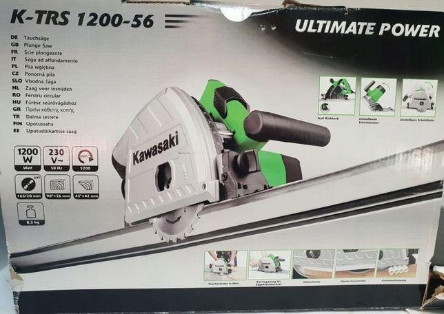 Kawasaki k-trs1200 pilarko zagłębiarka
