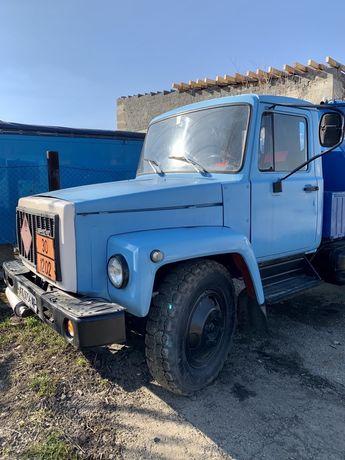 Бензовоз ГАЗ 3307   1991р