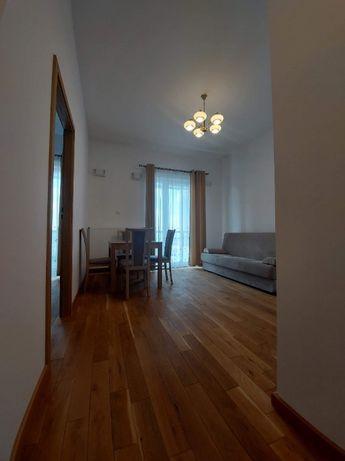 Wynajmę dwupokojowe mieszkanie na ul. Żupniczej z tarasem widokowym