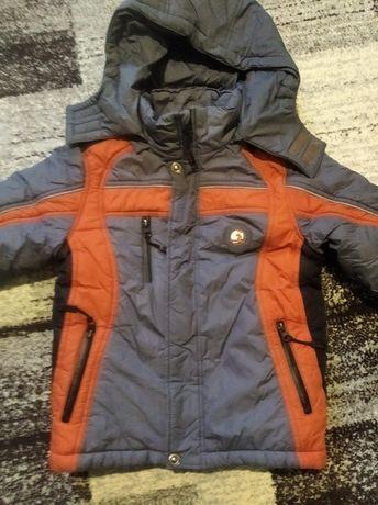 Куртка зимняя р.122
