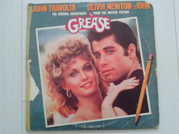 Grease - The Original Soundtrack from the Motion Picture vinyl