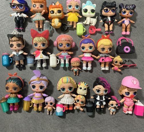 Продаю куклы лол