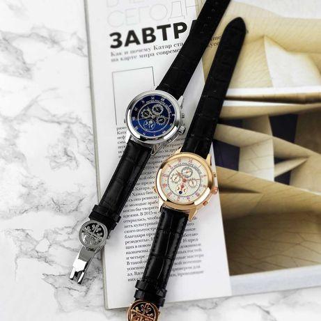 золотой венец, бренд - Patek Philippe/ мужские часы Патек Филипп