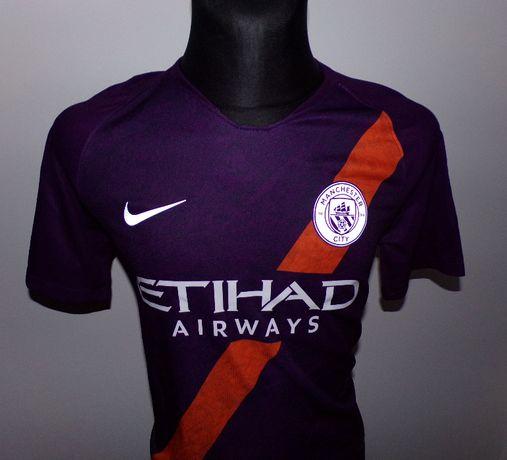 Nike Manchester City roz M koszulka piłkarska