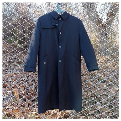 Тренч утеплённый шерсть пальто Richel Barselona