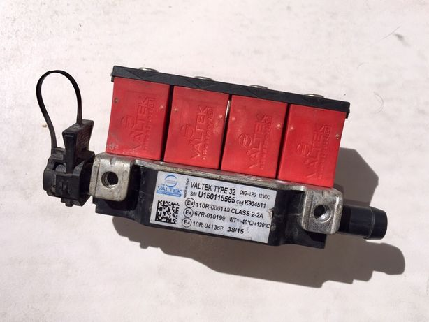 Газовые форсунки Вальтек тип 32 Valtek type 32 пробег 34т.км